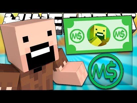 Если бы МайнБаксы добавили в Майнкрафт! | Майнкрафт машинима