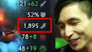 1895 SPEED SB | 7.20 patch btw (SingSing Dota 2 Highlights #1298)