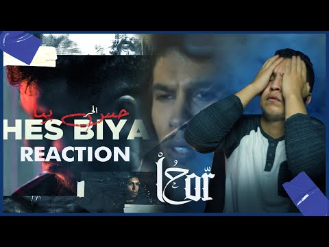 L7OR - HES BIYA - (Official Music Video) (Reaction)