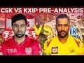 Chennai Vs Kings XI Punjab Match Preview | CSK VS KXIP | IPL 2018