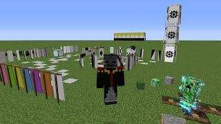 Minecraft Review 14w30a [Creepers Eléctricos Útiles]