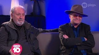 The Monkees' Mike Nesmith & Micky Dolenz Open Up Like Never Before | Studio 10