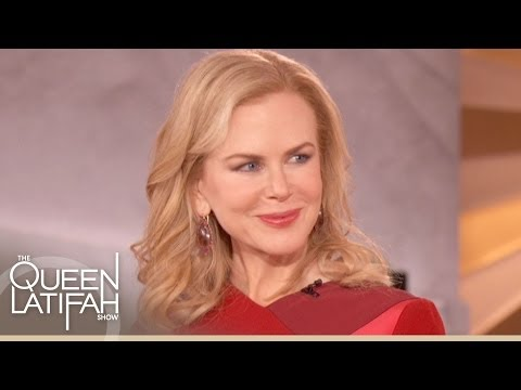 Nicole Kidman Talks Living in Nashville on The Queen Latifah Show