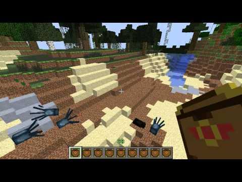Glowstone Seeds and Pandora Box Mod review 1.3.2