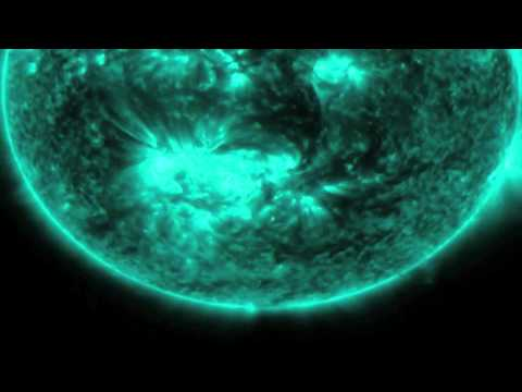 Solar Storm Watch - Massive X-Flare Explodes From Sun  | Video
