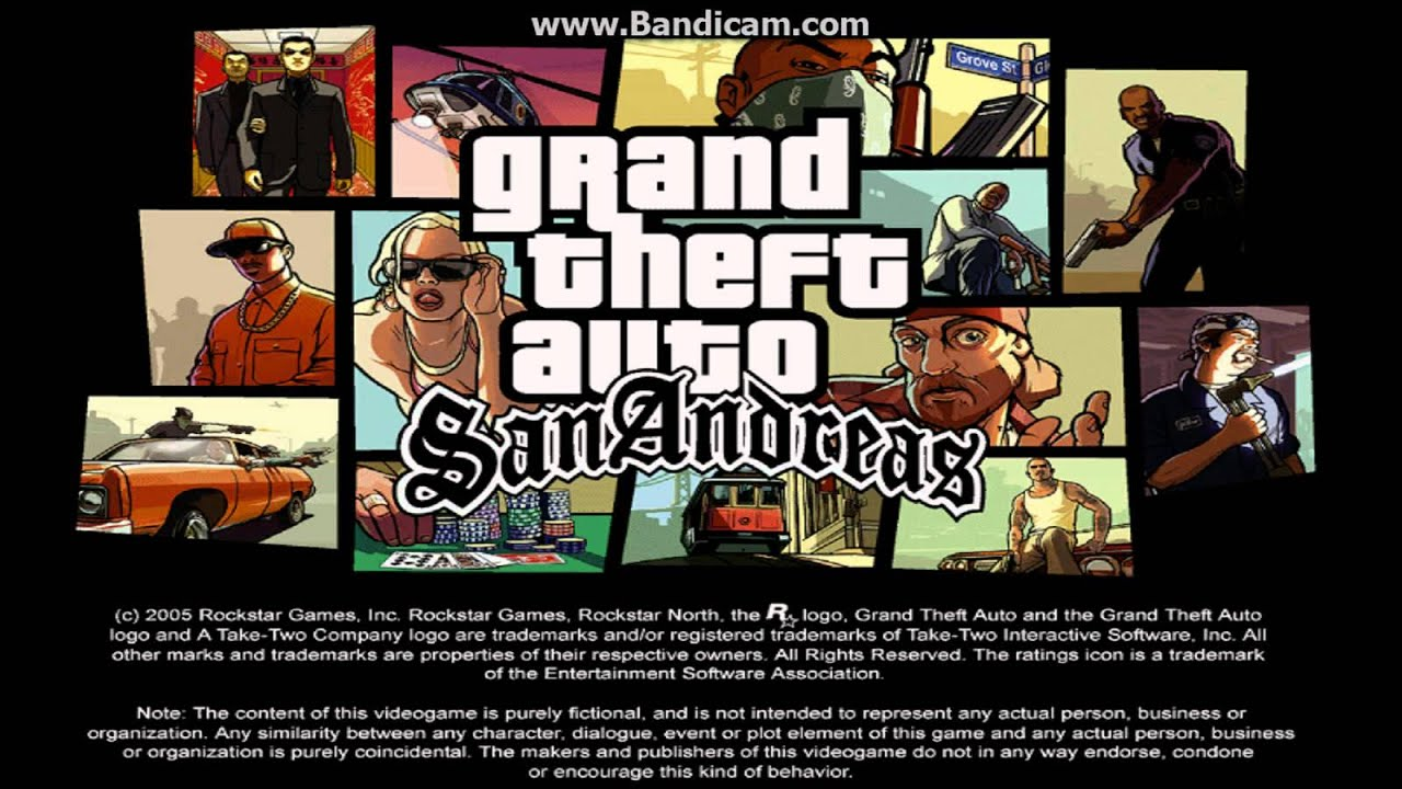 Download gta sanandreas al the people are  adult thumbs