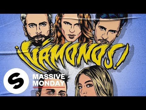 Kris Kross Amsterdam x Ally Brooke x Messiah - Vámonos (LNY TNZ Remix) [Official Audio]