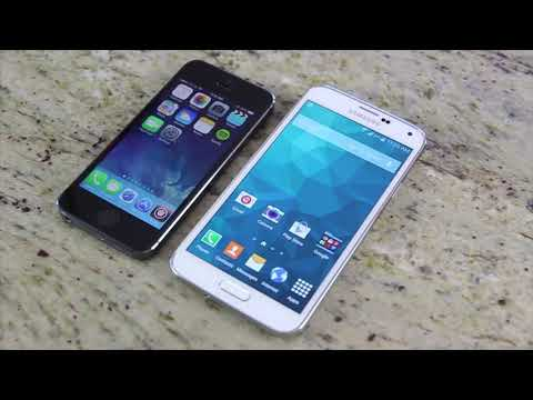 Fingerprint Scanners: Samsung Galaxy S5 vs iPhone 5S Touch ID