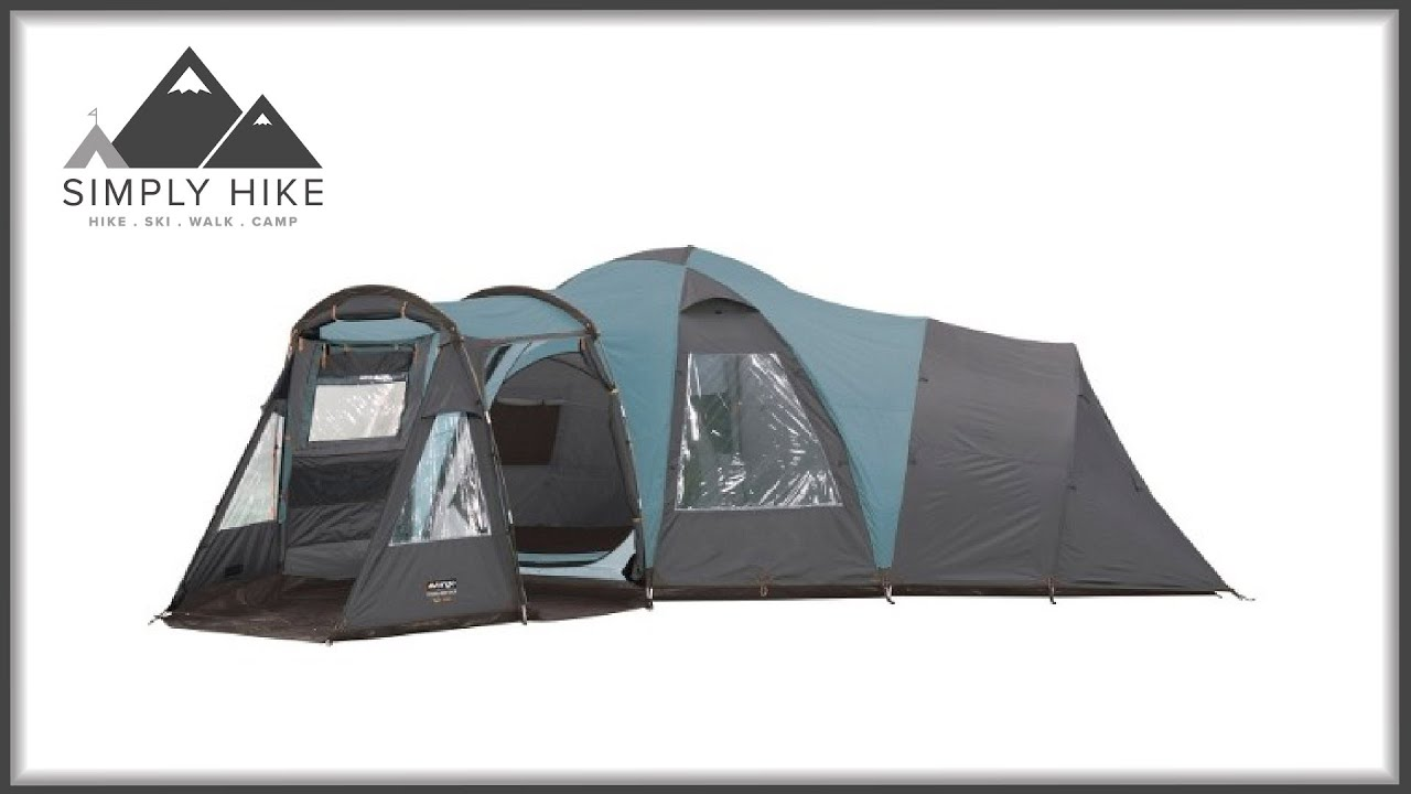 Vango Diablo 900 - www.simplyhike.co.uk - YouTube