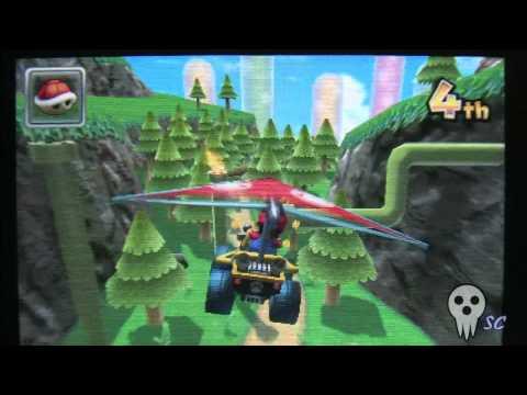 [Análisis 3DS] Mario Kart 7