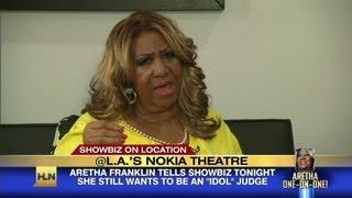 Aretha Franklin on Mariah Carey