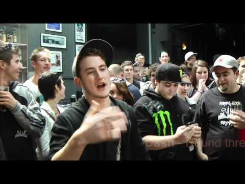 Jim Jimmington vs Jimmy Dash [Perth City Battles 9]