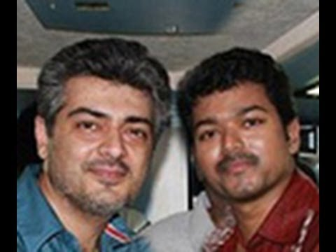 Vijay takes 2 days while Ajith finishes in 1 day