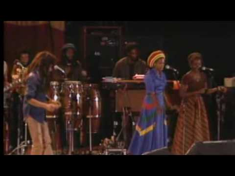 Bob Marley Live at Santa Barbara Part 9