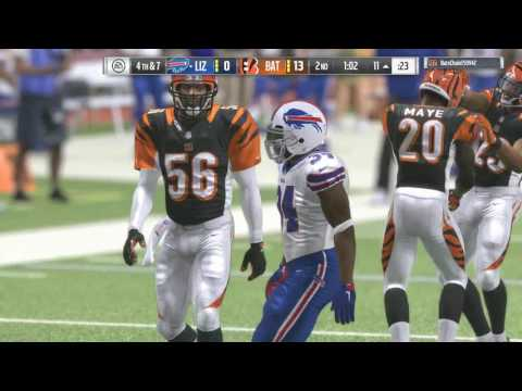 Madden 17 Ultimate Team :: Ugliest Stompage I May Have Ever Taken :: Madden 17 Ultimate Team