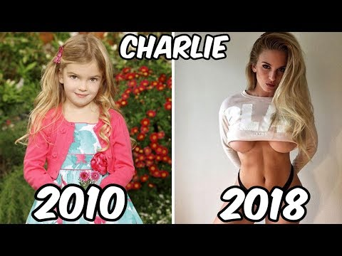 Disney Channel Famous Girls Stars Before and After 2018 | disney