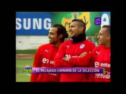 Broma de Valdivia y Bravo le hicieron a Johnny Herrera