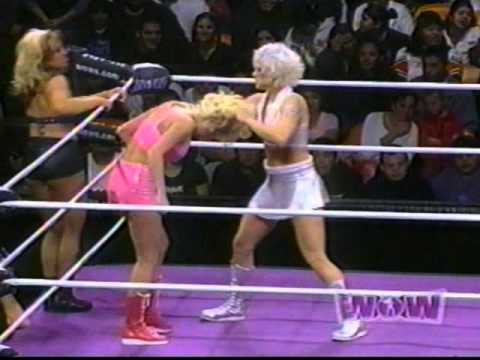 Women Of Wrestling - Episode 10: Part 6 - Lana Star & Patti Pizzazz Vs Poison & Ice Cold video