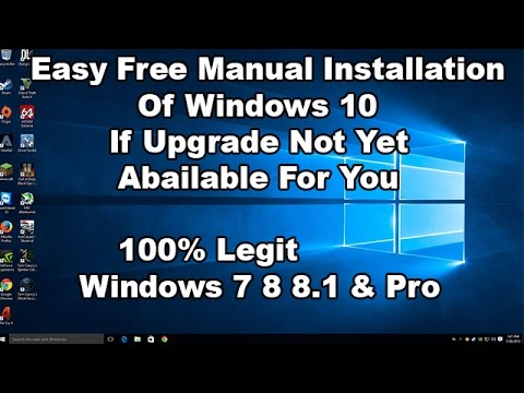 Windows 10 Manual PDF
