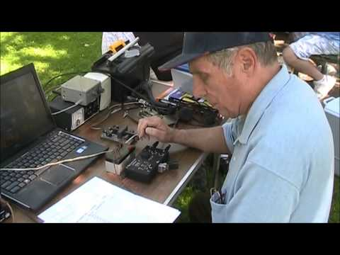 April 2013 - N6NA in QRP To The Field QRPTTF Contest