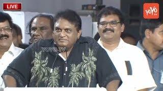 Jayaprakash Reddy Speech @Chandrababu Naidu Dharma Porata Deeksha | AP Special Status