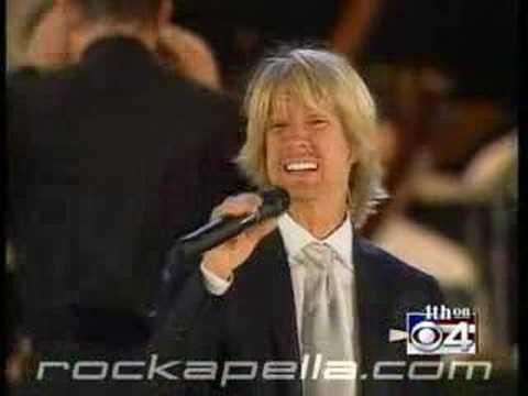 Rockapella with the Boston Pops