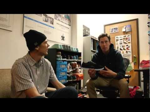 Rick Howard &amp; Scott Johnston review the Lakai Howard Shoe - Active Ride Shop