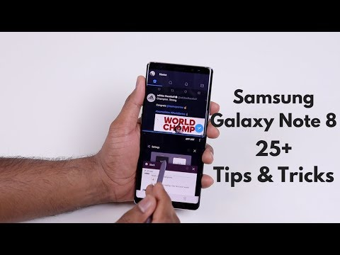 25+ Tips and Tricks for Samsung Galaxy Note 8