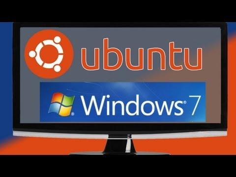 Como hacer un arranque dual Windows 7, Ubuntu en el mismo ordenador