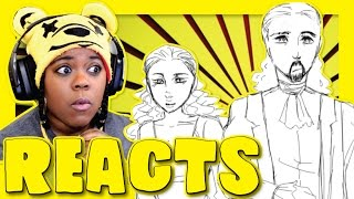 Say No To This | Hamilton Animatic | Dovakium Reaction | AyChristene Reacts