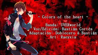 Uverworld Colors of the Heart Bastian Cortes