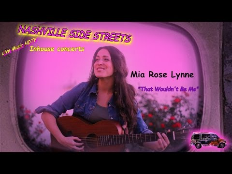 Nashville Side Streets--Mia Rose Lynne: