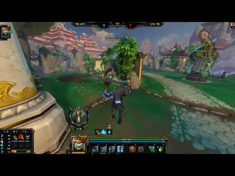 Smite - Ranked 1v1 Duel (Diamond 4) - Osiris Season 5