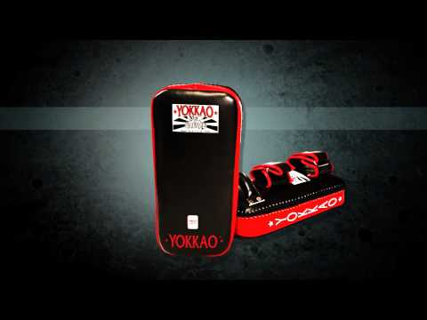 Muay Thai training Gear Yokkao Boxing - Kicking pads Yokkao Image 1