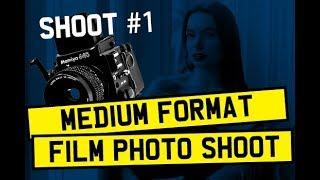 FILM PHOTOGRAPHY - PHOTO SHOOT - MEDIUM FORMAT FILM