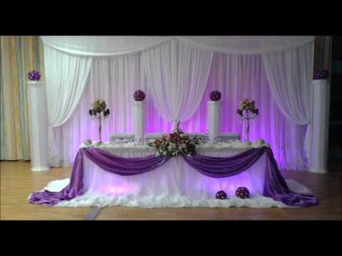 Hochzeitsdekoration videolike for Hochzeitsdekoration hamburg