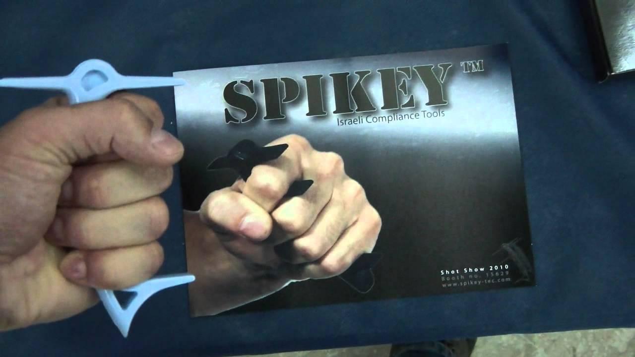 Israeli Self Defense Tool Spiky Youtube
