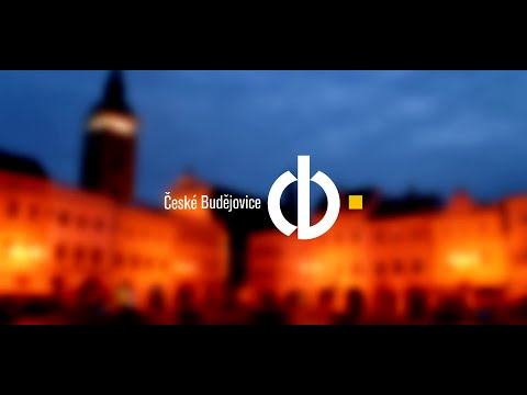 Official video VISIT České Budějovice Czech Republic South Bohemia