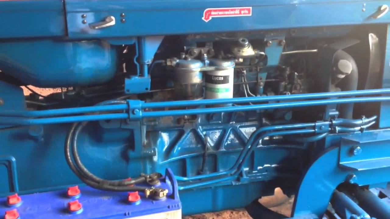 Ford 6610 Tractor Youtube