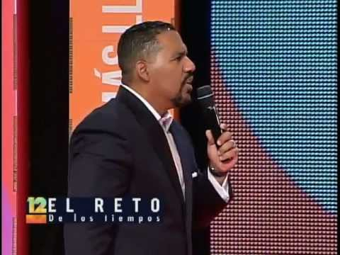 Los Valientes del Rey - Pastor Rudy Gracia (Ensancha 2012)