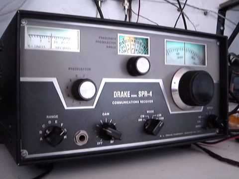 The crap of HAM radio 14313 is equal to the CB Crap RX in my NOS Drake SPR-4