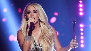 Download Lagu Carrie Underwood Performs For First Time Since Face Injury at the ACM Awards Gratis STAFABAND