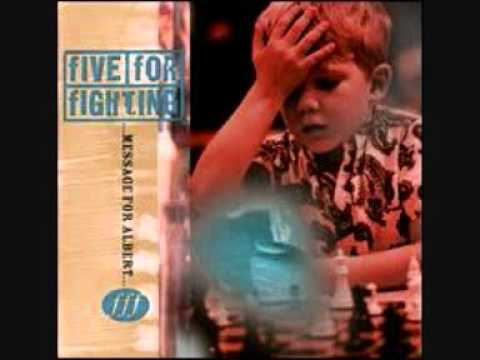 Five For Fighting - 2 Frogs