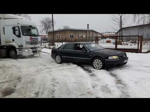 Audi A8 4 2 quattro 310KM