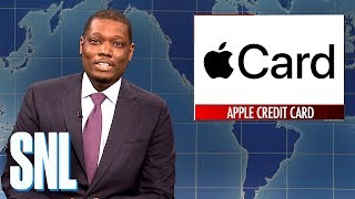 Weekend Update: Apple Card - SNL