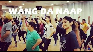 WANG DA NAAP | BHANGRA | AMMY VIRK | CHANDIGARH BHANGRA CLUB | NEW PUNJABI SONG 2019