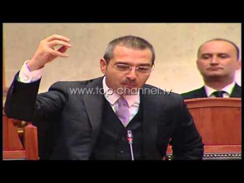 Krimi, debate të ashpra në Parlament - Top Channel Albania - News - Lajme