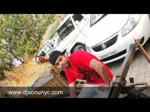 DJ Sonu Dhillon-  Satwinder Bugga - Jinne Dukh -  Punjabi Sad...