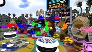 Giant snail race 416 16 April 2 Pinball
