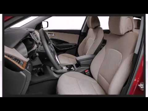 2014 Hyundai Santa Fe Video